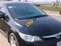 Mình cần bán Honda Civic MT đời 2007, màu đen đã đi 5000 km, giá tốt