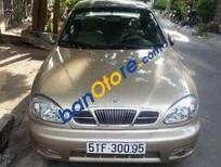 Tôi có xe Daewoo Lanos MT sản xuất 2001 đã đi 95000 km cần bán
