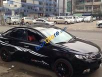Em cần bán Kia Forte MT đời 2013, màu đen đã đi 10000 km, giá 520tr