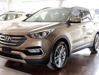 Hyundai Bà Rịa Vũng Tàu - Hyundai Santa Fe phiên bản facelift 2017, giảm giá 20 triệu và nhiều phụ kiện hấp dẫn
