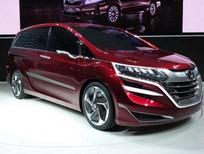 Cần bán xe Honda Odessey đời 2016, nhập khẩu