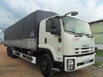 Bán xe tải ISUZU 16 tấn thùng mui bạt thùng kín trả góp lãi suất thấp