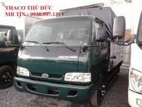 Bán xe tải Thaco Kia tải trọng chuyên chở 1,4 tấn; 2,3 tấn và 2,4 tấn chạy trong thành phố được, hỗ trợ mua trả gốp