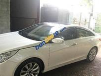 Bán xe Hyundai Sonata AT đời 2011, màu trắng, giá chỉ 710 triệu