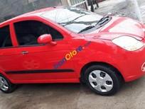 Cần bán Chevrolet Spark Van 2015, màu đỏ, nhập khẩu nguyên chiếc, giá chỉ 208 triệu