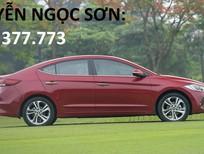 Bán ô tô Hyundai Elantra mới 2018, màu đỏ, nhập khẩu, 549 triệu, khuyến mãi 60 triệu