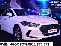 Cần bán Hyundai Elantra mới 2018, màu trắng, nhập khẩu nguyên chiếc, 549 triệu, khuyến mãi 20 triệu