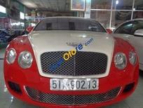 Salon Auto Huy Hoàng cần bán Bentley Continental AT đời 2006, màu đỏ, nhập khẩu