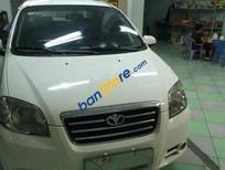 Cần bán gấp Daewoo Gentra đời 2008, màu trắng đã đi 50000 km