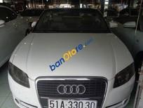 Salon Auto Huy Hoàng bán ô tô Audi A4 AT đời 2007, màu trắng, nhập khẩu đã đi 30000 km, giá tốt