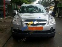 Tôi bán ô tô Chevrolet Captiva MT đời 2008 đã đi 32000 km, giá 320tr