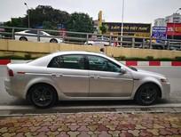 Bán xe Acura TL 2008, màu bạc, xe nhập
