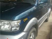 Mình cần bán Mitsubishi Jolie 2.0 năm 2002, màu xanh lam