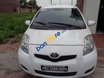 Bán Toyota Yaris AT đời 2011, màu trắng số tự động, 555tr