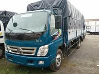 Hỗ trợ Trả Góp xe Thaco Ollin 700B, Thùng mui bạt- Tải trọng 7 tấn