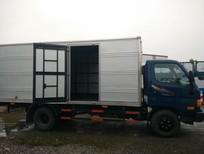 Bán xe tải Hyundai HD650, thùng kín, tải trọng 6,4 tấn, hỗ trợ trả góp tối đa