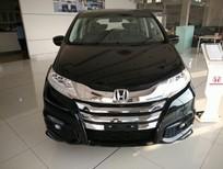 Bán Honda Odyssey 2016 màu đen nhập Nhật với giá 1 tỉ 990 triệu, hỗ trợ vay đến 80%