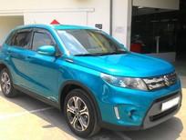 Suzuki Vitara màu xanh nguyên bản cực hiếm có sẵn xe giá tốt kèm nhiều KM chào xuân Đinh Dậu 2017
