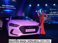 Bán ô tô Hyundai Elantra mới 2017, màu trắng, nhập khẩu nguyên chiếc, 595 triệu, khuyến mãi 20 triệu