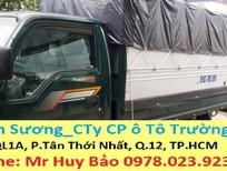 Xe tải Kia K165s, xe tải Kia 2.4 tấn vào được thành phố
