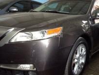 Cần bán xe Acura TL đời 2009, màu đen, nhập khẩu chính hãng