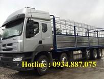 Bán xe tải Chenglong 5 chân 22T5 – giá xe tải Chenglong 5 chân 22.5 tấn