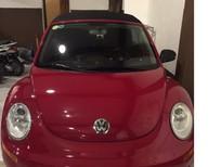 Bán ô tô Volkswagen Beetle AT 2009, mui xếp, màu đỏ