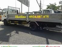 Mua xe tải Veam 3.5 tấn (3t5) Vt340s thùng lửng, mui bạt siêu dài 6.2 mét