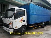 Bán xe tải Veam VT340S 3.5 tấn (3T5) thùng dài 6.2 mét – xe tải VT340S 3T5 (3.5 tấn) thùng dài 6.2m