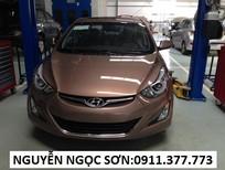Cần bán xe Hyundai Elantra mới 2016, màu nâu, nhập khẩu nguyên chiếc, 595 triệu