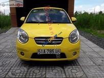 Cần bán gấp Kia Morning SX đời 2009, màu vàng