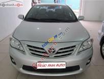Bán Toyota Corolla Altis 1.8G đời 2011, màu bạc
