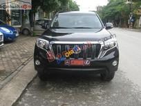Chiến Hòa Auto cần bán lại xe Toyota Prado TXL sản xuất 2015, màu đen