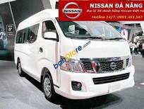 Bán xe 16 chỗ Nissan tại Đà Nẵng, giá xe 16 chỗ Nissan nhập khẩu Đà Nẵng