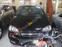 Bán xe Chevrolet Vivant 2008, màu đen