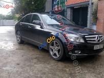 Bán ô tô Mercedes C200 đời 2008, màu đen như mới