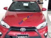 Bán Toyota Yaris E sản xuất 2016, màu đỏ, giá tốt
