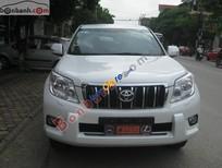 Chiến Hòa Auto cần bán Toyota Prado TXL đời 2011, màu trắng