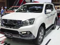 Cần bán Isuzu MU MU-X 2017, nhập khẩu chính hãng