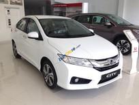 Cần bán Honda City CVT năm 2015, màu trắng, giá chỉ 583 triệu