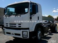 Xe tải Isuzu FVR34S 9 tấn, có giường nằm giảm giá còn 1 tỷ 162 triệu