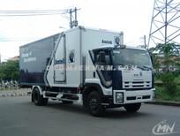 Bán xe tải Isuzu 9 tấn FVR34S 2016 giá rẻ tại Tp.HCM