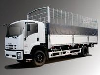 Bán xe tải Isuzu 9 tấn FVR34S 2016 nhận đóng thùng theo yêu cầu