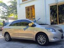 Bán ô tô Toyota Vios E sản xuất 2001 số sàn, màu ghi vàng