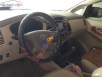Cần bán lại xe Toyota Innova 2.0G đời 2007, màu bạc