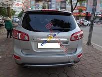 Cần bán xe Hyundai Santa Fe CRDI đời 2011, màu bạc, nhập khẩu