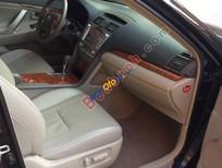 Bán Toyota Camry 2.4G đời 2007, màu đen chính chủ