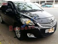 Bán Toyota Vios 1.5E sản xuất 2010, màu đen chính chủ, giá tốt