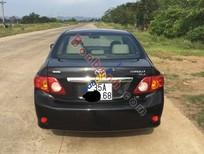 Cần bán Toyota Corolla 1.8AT XLi đời 2007, màu đen, nhập khẩu Nhật Bản