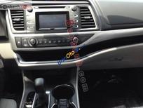 Cần bán xe Toyota Highlander LE đời 2015, màu đen, nhập khẩu